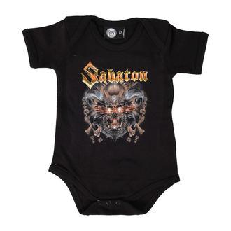 puncte copii Sabaton - Metalizer - Negru - Metal-Kids, Metal-Kids, Sabaton