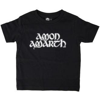 tricou stil metal copii Amon Amarth - Logo - Metal-Kids, Metal-Kids, Amon Amarth