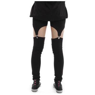 pantaloni femei (colanți) POIZEN INDUSTRIES - Jartieră, VIXXSIN