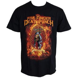 tricou stil metal Five Finger Death Punch - Burn In Sin - ROCK OFF, ROCK OFF, Five Finger Death Punch