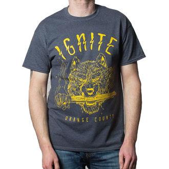 tricou stil metal bărbați Ignite - Wolf - Buckaneer, Buckaneer, Ignite