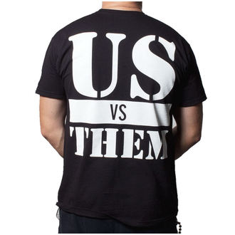 tricou stil metal bărbați Sick of it All - Us Vs. Them - Buckaneer, Buckaneer, Sick of it All