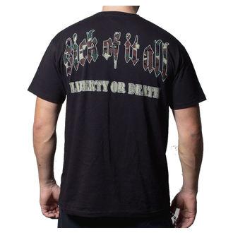 tricou stil metal bărbați Sick of it All - Liberty Or Death - Buckaneer, Buckaneer, Sick of it All