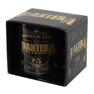 Cană Pantera - Proof - ROCK OFF, ROCK OFF, Pantera