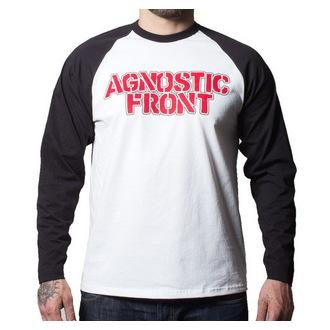 tricou stil metal bărbați Agnostic Front - Never Walk Alone - Buckaneer, Buckaneer, Agnostic Front