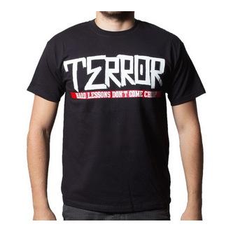 tricou stil metal bărbați Terror - Hard Lessons - Buckaneer, Buckaneer, Terror