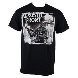 tricou stil metal bărbați Agnostic Front - Gasmask - RAGEWEAR, RAGEWEAR, Agnostic Front