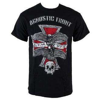 tricou stil metal bărbați Agnostic Front - Les Crew - RAGEWEAR, RAGEWEAR, Agnostic Front