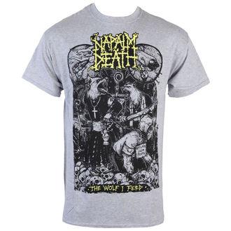 tricou stil metal Napalm Death - Wolf - RAGEWEAR, RAGEWEAR, Napalm Death