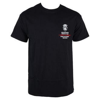 tricou stil metal bărbați Terror - Conviction - RAGEWEAR, RAGEWEAR, Terror