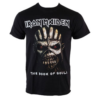 tricou stil metal bărbați Iron Maiden - Book Of Souls - ROCK OFF - IMTEE44MB