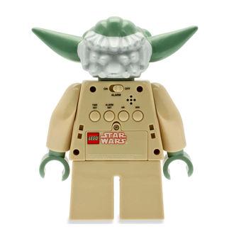 alarma ceas Lego Stea războaie - Yoda