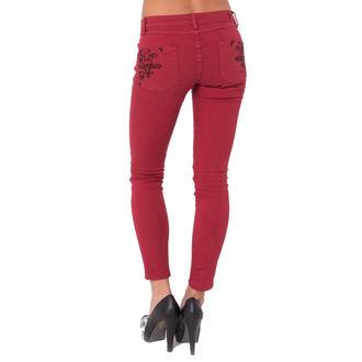 pantaloni femei METAL Mulisha - Rău coase, METAL MULISHA
