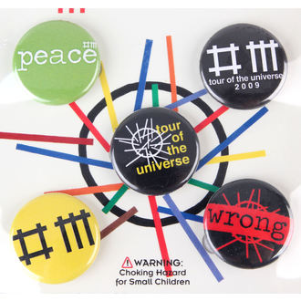 insigne Depeche mod, C&D VISIONARY, Depeche Mode