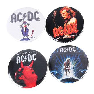 insigne AC / DC - Logo, C&D VISIONARY, AC-DC