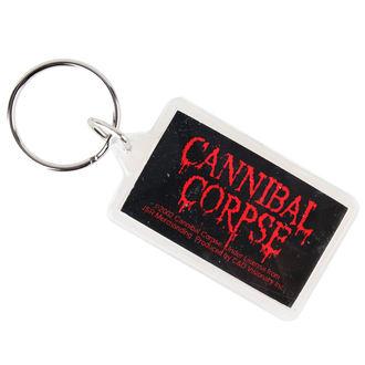 breloc (pandantiv) Cannibal Corpse - Logo, C&D VISIONARY, Cannibal Corpse