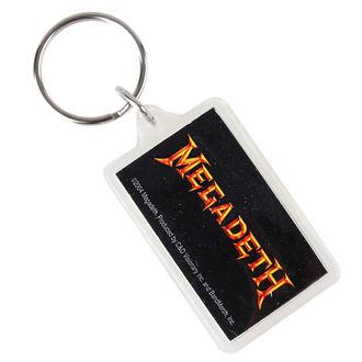 breloc (pandantiv) Megadeth - Logo, C&D VISIONARY, Megadeth