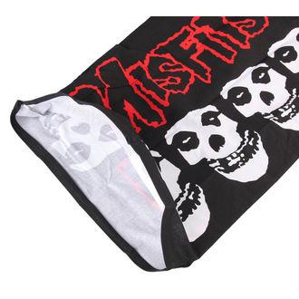așternut la pernă misfits - Logo & cranii, C&D VISIONARY, Misfits