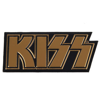 Autocolant mic Kiss - Logo, C&D VISIONARY, Kiss