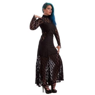 rochie femei NECESAR RĂU -Nefetari twill - Negru, NECESSARY EVIL