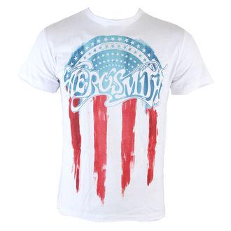 tricou stil metal bărbați Aerosmith - Flag - AMPLIFIED, AMPLIFIED, Aerosmith