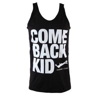 top bărbați Întoarce-te Copil - Simptome + vindecări - VICTORIE, VICTORY RECORDS, Comeback Kid