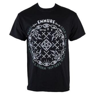 tricou stil metal bărbați Emmure - Money Power Fame - VICTORY RECORDS, VICTORY RECORDS, Emmure