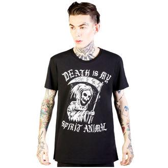 tricou hardcore bărbați - Spirit Animal - DISTURBIA, DISTURBIA