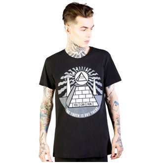 tricou hardcore bărbați - Pyramid - DISTURBIA, DISTURBIA
