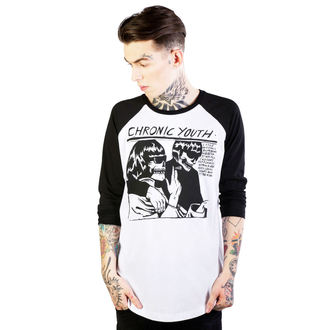 tricou hardcore bărbați - Chronic Youth - DISTURBIA, DISTURBIA