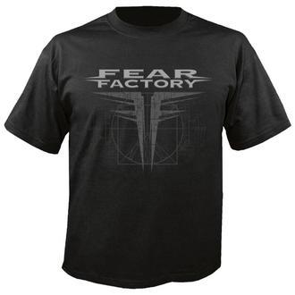 tricou stil metal bărbați Fear Factory - GNXS - NUCLEAR BLAST, NUCLEAR BLAST, Fear Factory