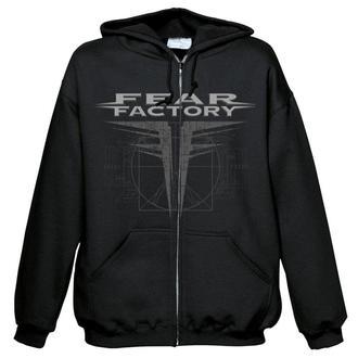 hanorac cu glugă bărbați Fear Factory - GNXS - NUCLEAR BLAST, NUCLEAR BLAST, Fear Factory