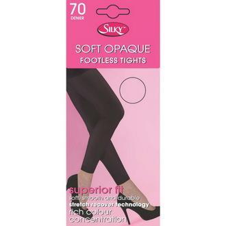 pantaloni femei (colanți) Colanții - 70 denier - Negru, LEGWEAR