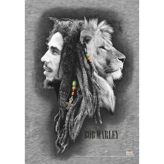 Steag Bob Marley - Profiles, HEART ROCK, Bob Marley