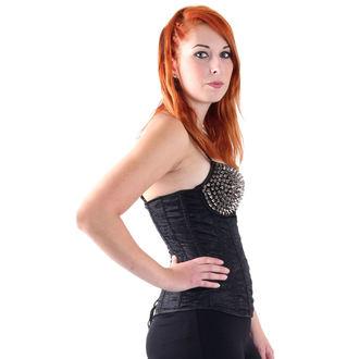 corset femei VOODOO VULPE - Negru, BEDROOM STORIES
