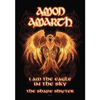 steag Amon Amarth - Ardere Vultur, HEART ROCK, Amon Amarth