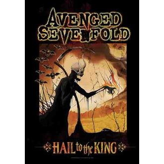 steag Avenged Sevenfold - Secerător, HEART ROCK, Avenged Sevenfold