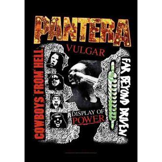 steag pantera - 3 Albumele, HEART ROCK, Pantera