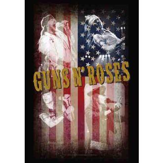steag pistoale N'Roses - colaj, HEART ROCK, Guns N' Roses