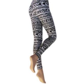 pantaloni femei (colanți) Colanții - aztec, LEGWEAR