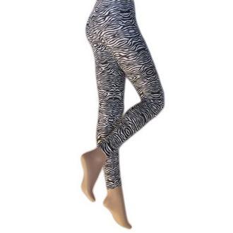 pantaloni femei (colanți) Colanții - Zebră, LEGWEAR