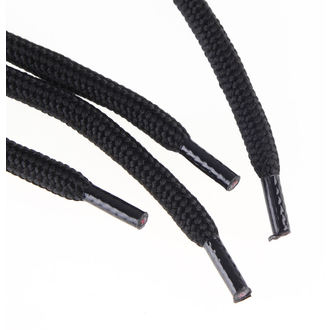 dantele 6 capsă - Negru, STEEL