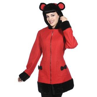 haină femei BANNED - roșu, BANNED