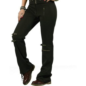 pantaloni femei DEAD Threads - Negru - LP219