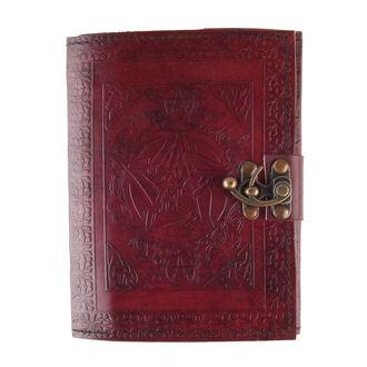 caiet Pentagramă Piele Jurnal