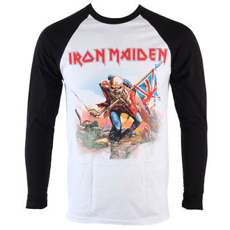 tricou stil metal bărbați Iron Maiden - Trooper - ROCK OFF, ROCK OFF, Iron Maiden
