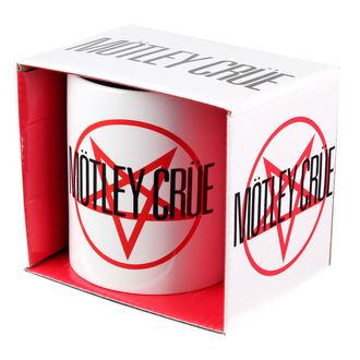 Cană Mötley Crue - Shout At The Devil Logo - ROCK OFF, ROCK OFF, Mötley Crüe