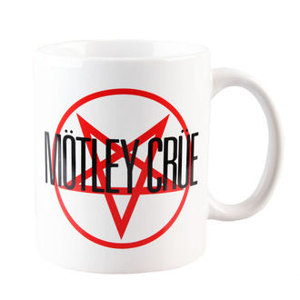 Cană Mötley Crue - Shout At The Devil Logo - ROCK OFF, ROCK OFF, Mötley Crüe