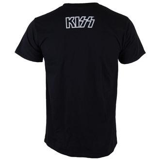 tricou stil metal bărbați Kiss - Gene Face - LIVE NATION, LIVE NATION, Kiss