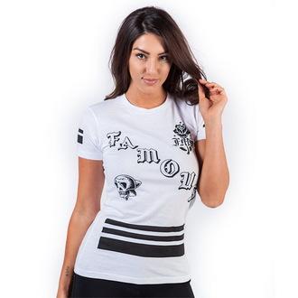 tricou de stradă femei - Death Squad - FAMOUS STARS & STRAPS, FAMOUS STARS & STRAPS